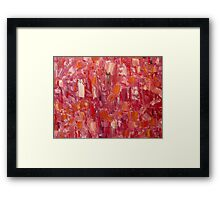 ABSTRACT 433 Framed Print