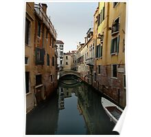 Venice Alley Poster