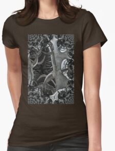A Tribute to M.C.Escher by ii Womens Fitted T-Shirt