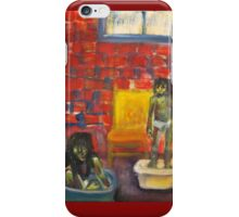 the Bathers iPhone Case/Skin
