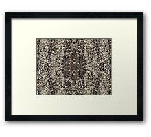 ABSTRACT 565 Framed Print