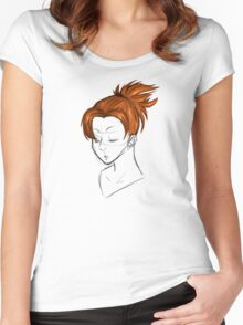Redhead Women's Fitted Scoop T-Shirt