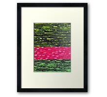ABSTRACT 499 Framed Print