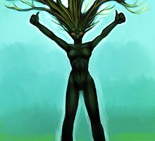 Being like the tree by njkan