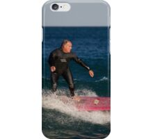 Cruising On The Malibu iPhone Case/Skin