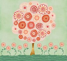 Tangerine Dream by Pip Gerard