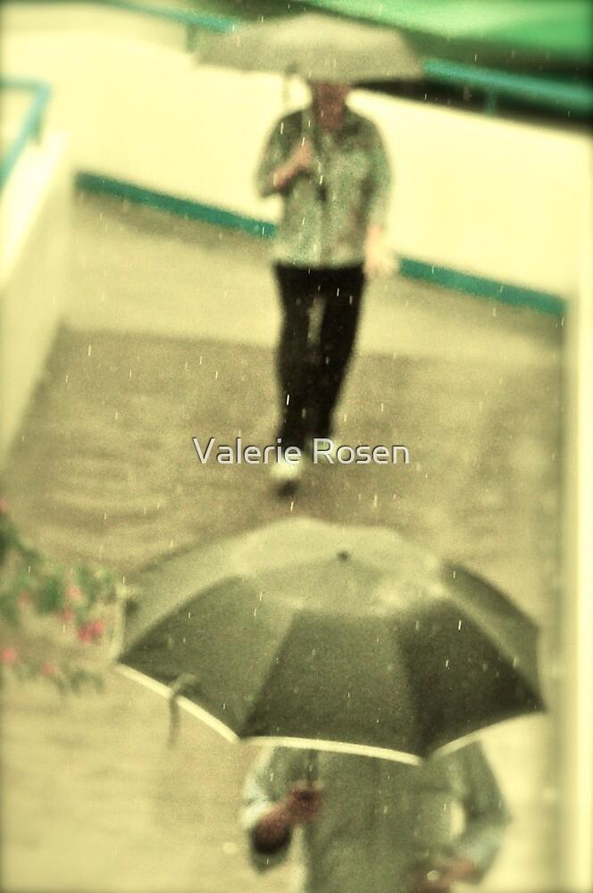 Umbrellas by Valerie Rosen