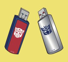 Transformers USB by LaosPowerHouse