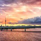 Heavenly Donau by V-Light
