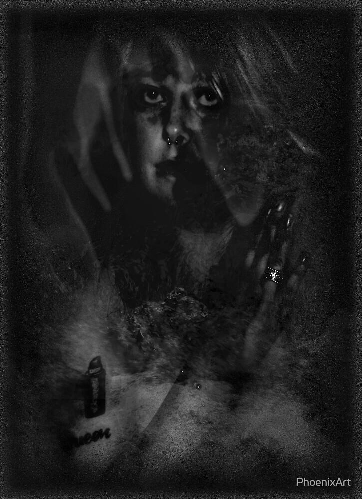 The Darkness by PhoenixArt