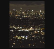 L.A view by Varujhan  Chapanian