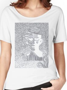 OUR FACES BEYOND - HIGH MAINTENANCE  Women's Relaxed Fit T-Shirt