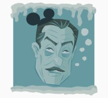 Frozen Walt's Head by Matt Pott