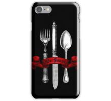 We Feast iPhone Case/Skin