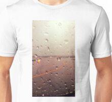 Rain on the Runway Unisex T-Shirt