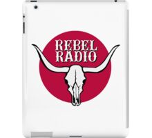 Rebel Radio iPad Case/Skin
