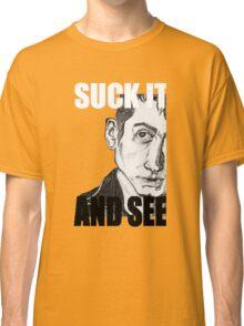 Alex Turner Portrait Classic T-Shirt