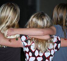 Girl friends by Lynn Hathaway