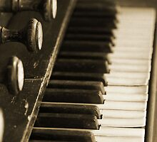 Music of the past. by bared