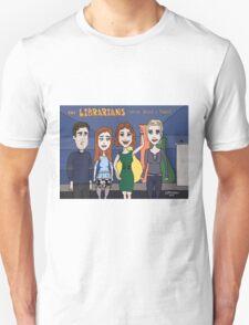 Librarians Rule Unisex T-Shirt
