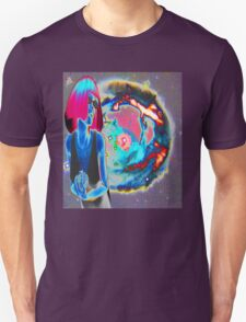 PSYCHEDELIC COSMIC WONDER T-Shirt