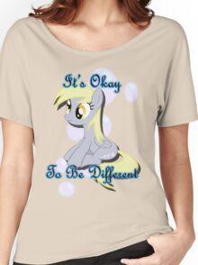 It's Okay Derpy Women's Relaxed Fit T-Shirt