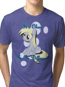 It's Okay Derpy Tri-blend T-Shirt