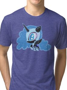 Weeny My Little Pony- Nightmare Moon Tri-blend T-Shirt