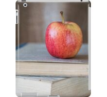 Apple On Books 1 iPad Case/Skin