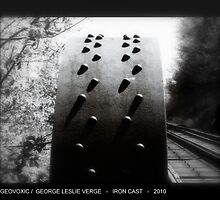 Iron Cast by Geovoxic by geovoxic