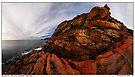 Mount Parsons Panorama by Robert Mullner