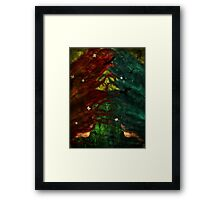 Crisis and Catharsis Framed Print