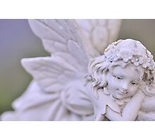 Fairy, As Is Photographic Print
