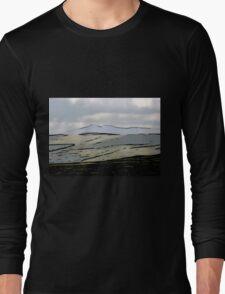 Distant Pen y Fan (Cut-Out)  Long Sleeve T-Shirt