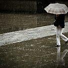 Burberry rain by Tony Day
