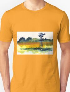 A lonely windmill T-Shirt