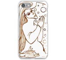 Birth of Life in Thought iPhone Case/Skin