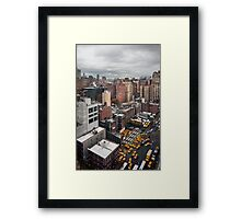 Embrace The Chaos Framed Print