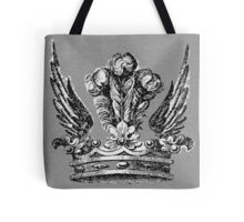WINGED CROWN Tote Bag