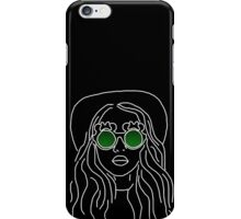 Jade. iPhone Case/Skin