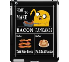 How To: Bacon Pancakes iPad Case/Skin