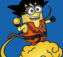 Minion Kinton by kurnic