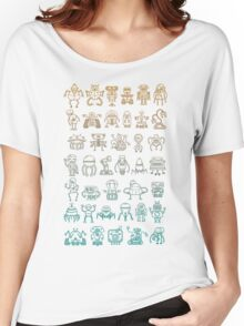 Robutts Women's Relaxed Fit T-Shirt