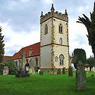 Headley  Parish  church, Hampshire uk by relayer51