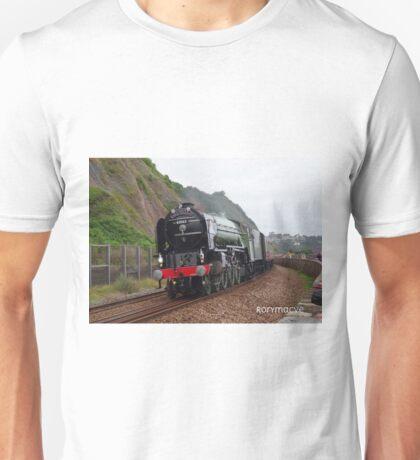 LNER 60163 'Tornado' at Teignmouth Unisex T-Shirt
