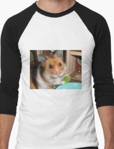 Barney Men's Baseball ¾ T-Shirt