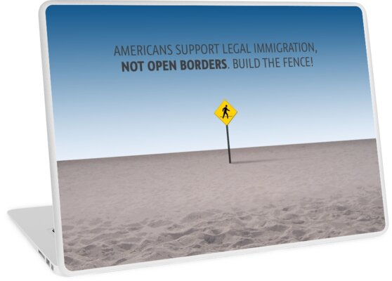 No Open Borders by morningdance