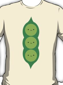 Kawaii Peas in a Pod T-Shirt