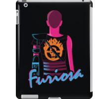 Drive Furiously iPad Case/Skin