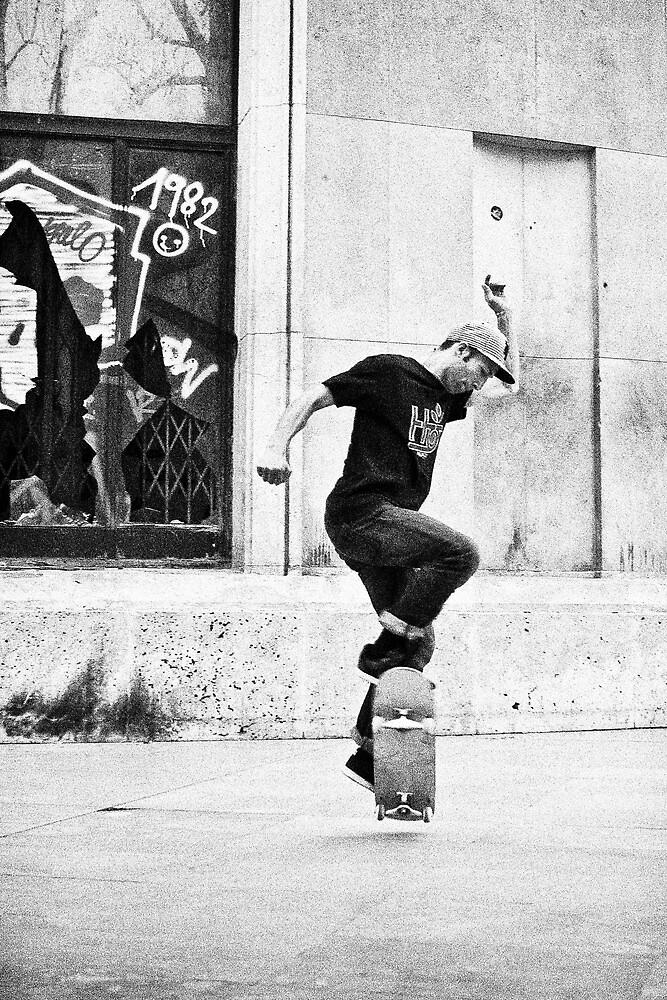 Dancing on wheels 2 by Nayko